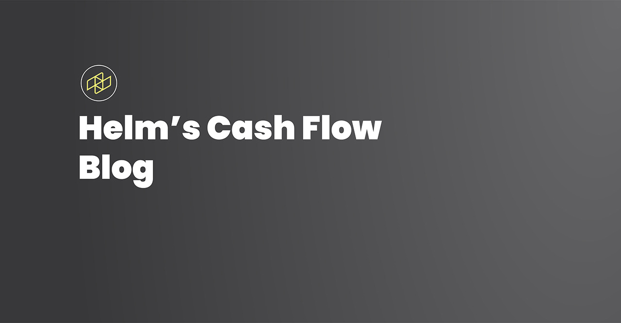 Helm's blog has a lot of great articles and insights for cash flow forecasting and cash management.